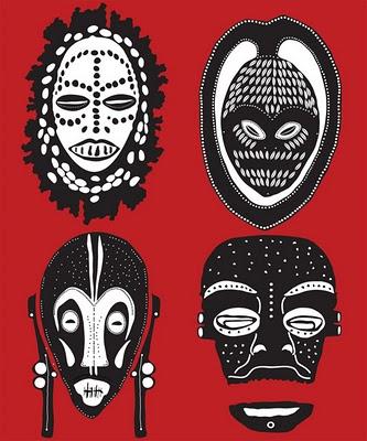 Brendan Fernandes-masks2