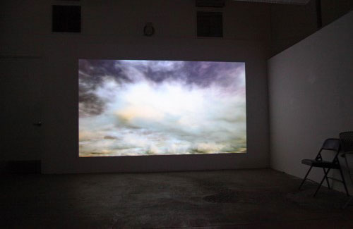 Byron Peters. Untitled, 2013; Single image projection; dimensions variable
