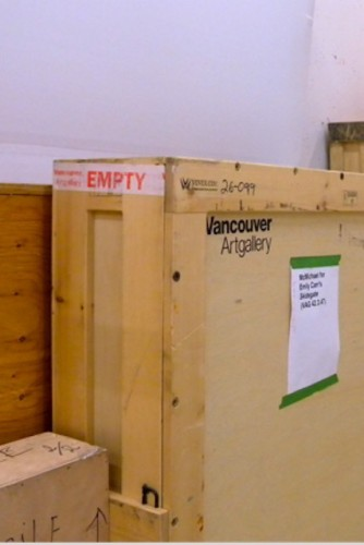 Vancouver Art Gallery Tour with Bruce Grenville
