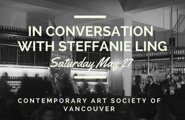 In Conversation with Steffanie Ling